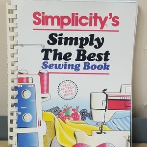 Vintage Simplicity best sewing book